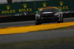 #22 Rebel Rock Racing, Porsche Cayman Porsche Cayman: Kris Wright, Leh Keen