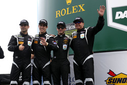 #18 DAC Motorsports Lamborghini Huracan GT3: Emmanuel Anassis, Zachary Claman DeMelo, Anthony Massa