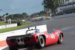 1966 Lola-Chevrolet T70 Spyder, Mike Whitaker