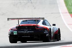 Экипаж №92 команды Porsche Team, Porsche 911 RSR: Микаэль Кристенсен, Кевин Эстре