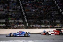 Tony Kanaan, Chip Ganassi Racing Honda Marco Andretti, Andretti Autosport Honda