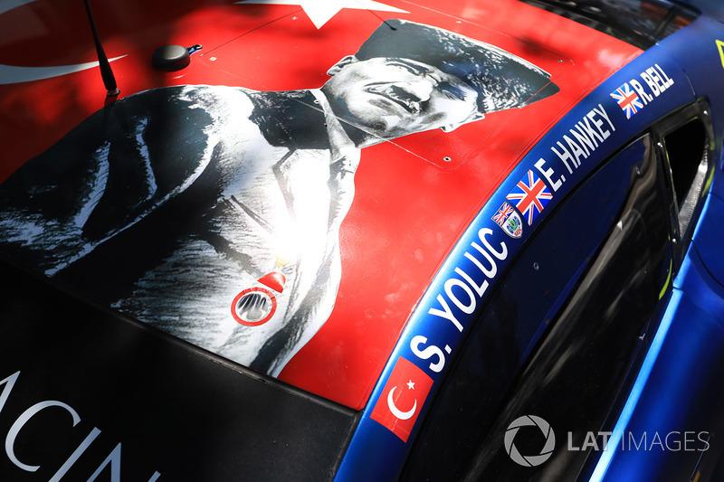 #90 TF Sport Aston Martin Vantage GTE detay