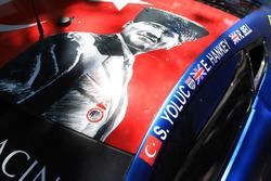 #90 TF Sport Aston Martin Vantage GTE detalle