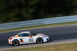 Dominik Schöning, Matt Campbell, Porsche Cayman