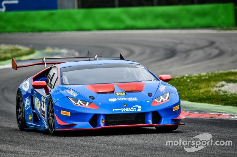 Jonathan Cecotto, Vito Postiglione, Imperiale Racing
