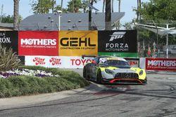 #69 Champ 1 Racing Mercedes AMG GT3: Pablo Perez Companc