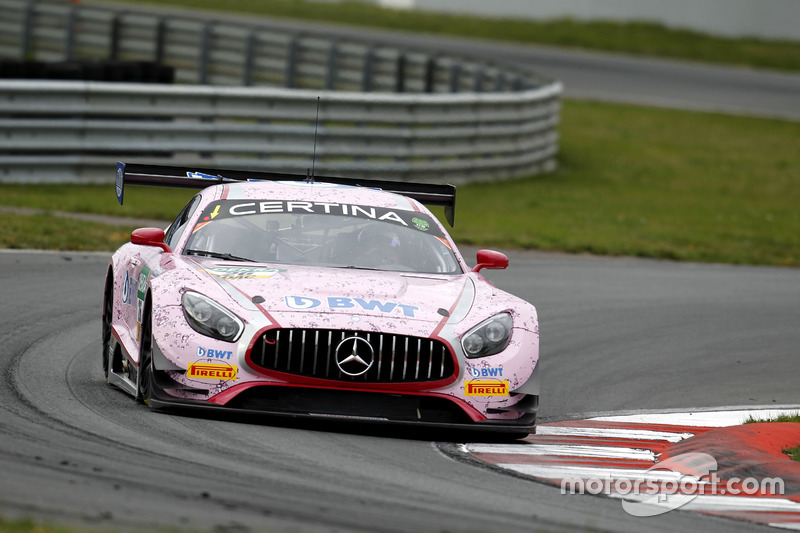 #26 BWT Mücke Motorsport, Mercedes-AMG GT3