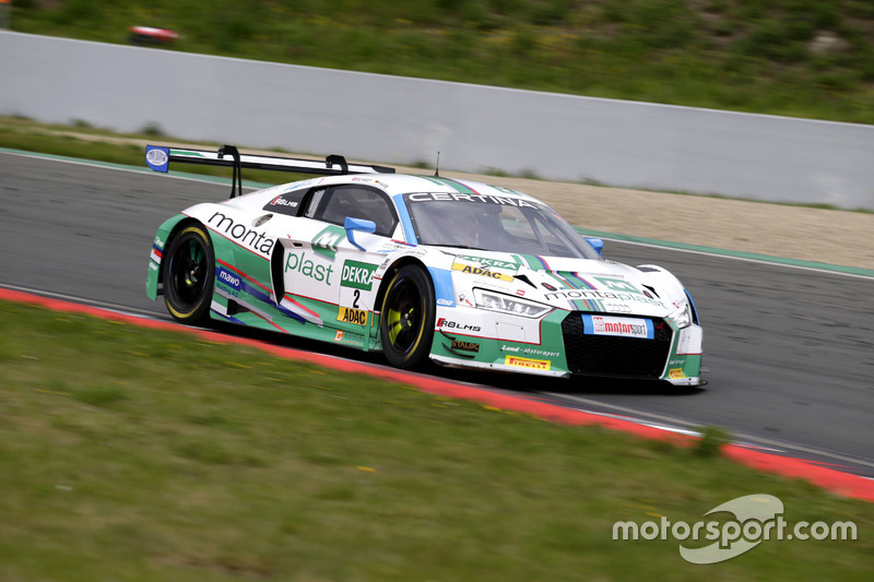 #2 Montaplast by Land-Motorsport, Audi R8 LMS