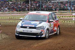 Phalguna Urs, CM Chandramouli, Volkswagen Polo