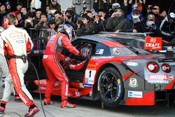 #1 Motul Autech, Nissan GT-R: Tsugio Matsuda, Ronnie Quintarelli