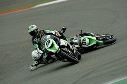 Vittorio Iannuzzo, Kawasaki y Ayrton Badovini, Kawasaki