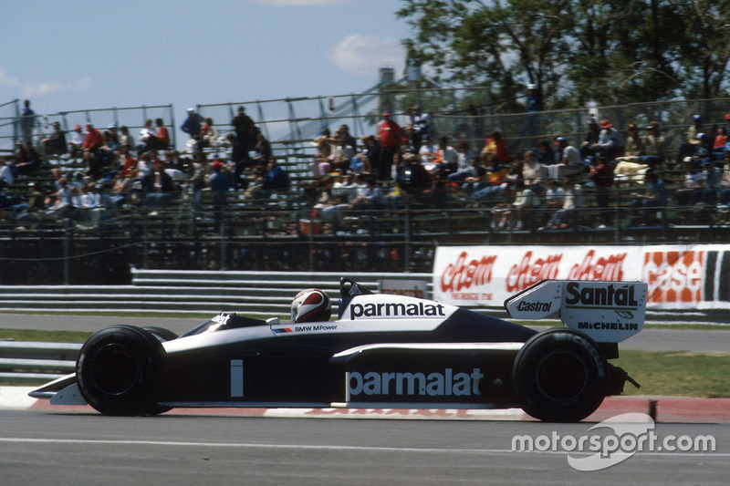 1984: Second fiddle to McLaren