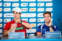Lucas Di Grassi, ABT Schaeffler Audi Sport, Spark-Abt Sportsline, ABT Schaeffler FE02 en Antonio Fel
