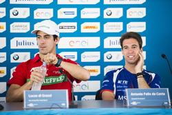 Lucas Di Grassi, ABT Schaeffler Audi Sport, Spark-Abt Sportsline, ABT Schaeffler FE02 e Antonio Feli