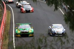 №90 MARC Cars Australia, BMW M6 GT3: Час Мостер, Макс Твигг, Морган Хабер; №40 Brookspeed, Porsche C
