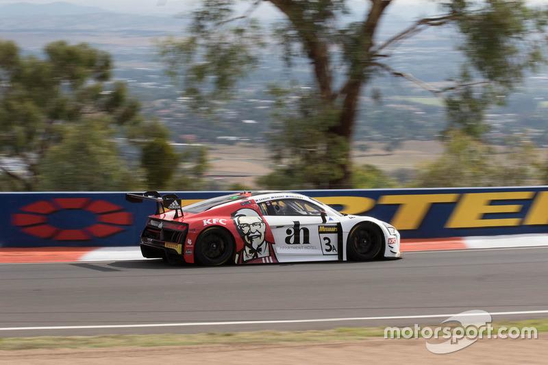 17. #3 Team ASR Pty Ltd, Audi R8 LMS