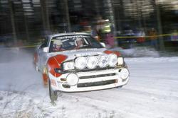 Mats Jonsson, Lars Backman, Toyota Celica Turbo 4WD
