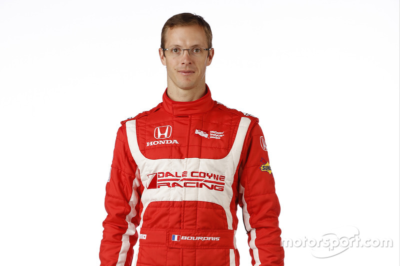 #18: Sébastien Bourdais, Dale Coyne Racing, Honda