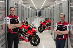 Chaz David ve Marco Melandri, Ducati Team