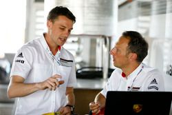 Earl Bamber, Walkinshaw GT3 and Alex Stehlig, Engineer