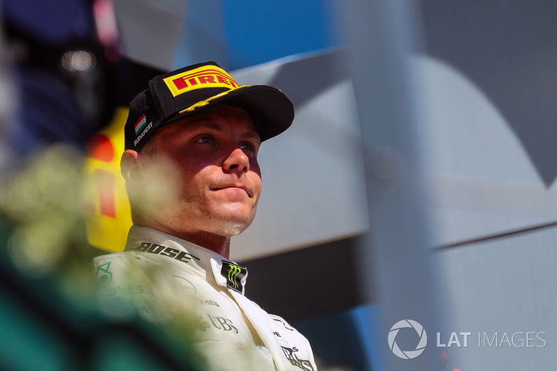 Подіум: Валттері Боттас, Mercedes AMG F1