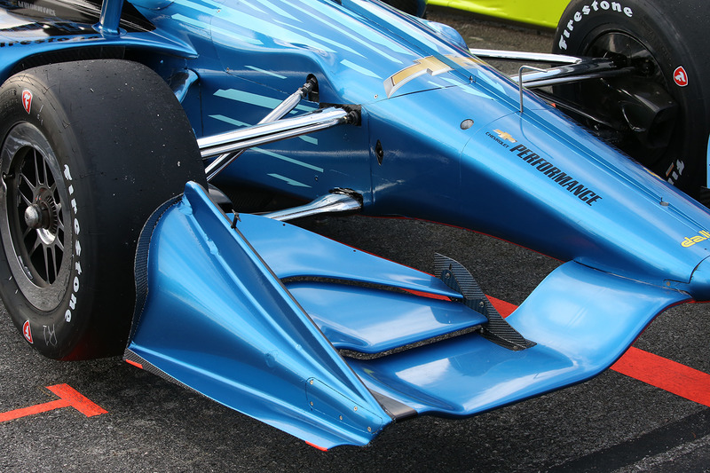 Carro da IndyCar 2018 - Chevrolet