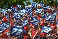 Alex Marquez fans race