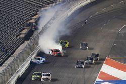Unfall: Austin Wayne Self, AM Racing Toyota