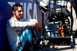 Sébastien Buemi, Renault e.Dams, sur la grille