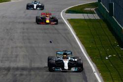 Льюис Хэмилтон, Mercedes AMG F1 W08, Макс Ферстаппен, Red Bull Racing RB13, Валттери Боттас, Mercede