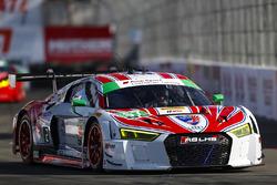#57 Stevenson Motorsports, Audi R8 LMS GT3: Andrew Davis, Lawson Aschenbach