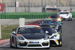 Jörg Viebahn, Nicolaj Møller-Madsen, PROsport Performance, Porsche Cayman PRO4 GT4