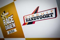 Nieuw logo van Circuit Zandvoort werd gepresenteerd tijdens de perspresentatie van de Jumbo Racedage