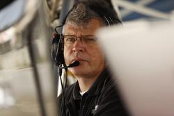 Action Express Racing engineer Ian Watt