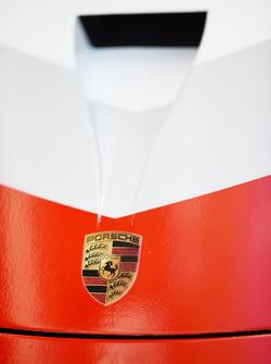 Porsche Team Porsche 911 RSR, detalle