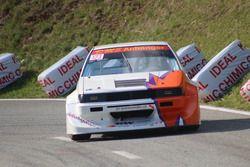 Werner Rohr, Toyota Corolla AE86, Equipe Bernoise