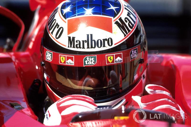 Suzuka 1999: Michael Schumacher, Ferrari F399