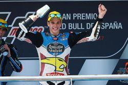Podyum: Yarış galibi Alex Marquez, Marc VDS
