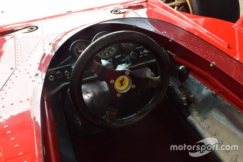 "Кокпит Ferrari 312 B3 ""Spazzaneve"""