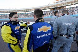 Will Power, Team Penske Chevrolet ingenieros