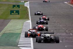 Lando Norris, Carlin, Dallara F317 - Volkswagen, Mick Schumacher, Prema Powerteam, Dallara F317 - Me