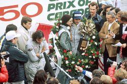 Питер Ревсон, McLaren M23 Ford