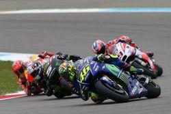 Valentino Rossi, Yamaha Factory Racing, Johann Zarco, Monster Yamaha Tech 3, Marc Marquez, Repsol Ho