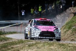 Mirko Puricelli, Pietro Ravasi, Citroen DS3 WRC, D-Max Swiss