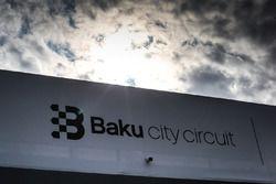 Logo du circuit urbain de Bakou
