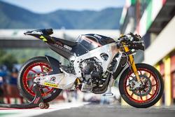 La moto di Dominique Aegerter, Kiefer Racing
