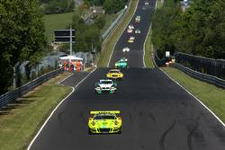 #911 Manthey Racing, Porsche 911 GT3 R: Romain Dumas, Richard Lietz, Patrick Pilet, Frédéric Makowie