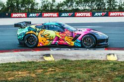 #50 Larbre Competition, Chevrolet Corvette C7.R im Sonderdesign