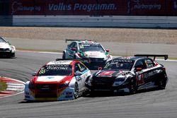 Esteban Guerrieri, Campos Racing, Chevrolet RML Cruze TC1, Rob Huff, All-Inkl Motorsport, Citroën C-