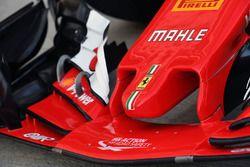 Nez de la Ferrari SF70H